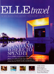 What Elle Magazine says about Chalet Merlo