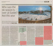 What the Independent on Sunday says about Chalet Merlo
