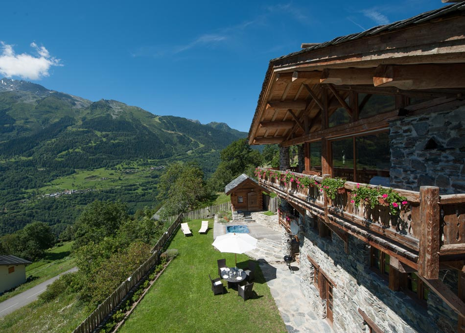 Chalet Merlo Garden & Views