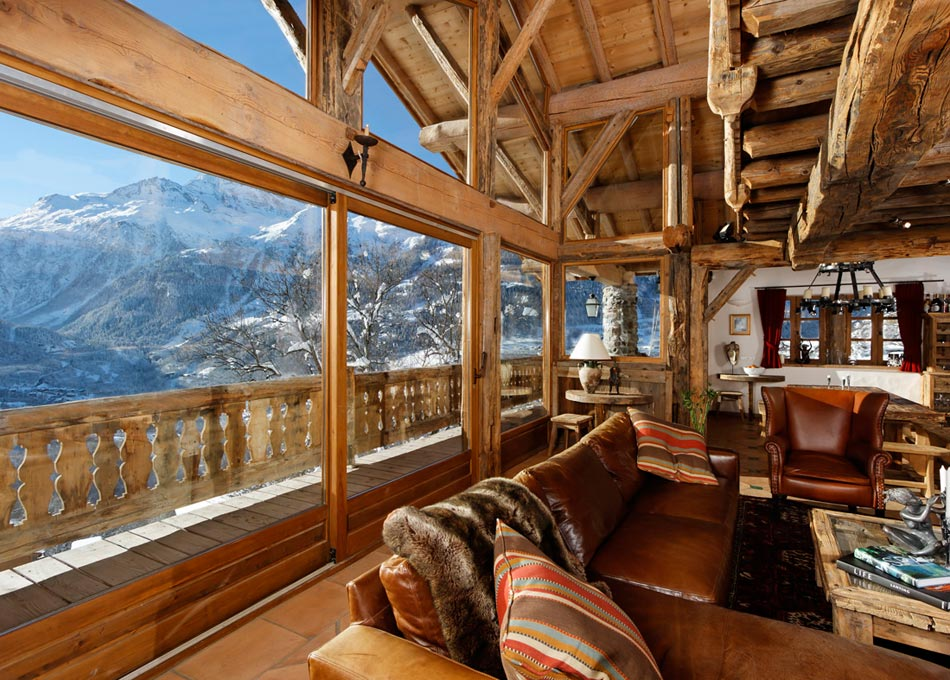 Splendour in the heart of the French Alps